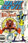 Blue Devil #14 comic books for sale