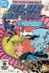 Blue Devil #7 comic books for sale