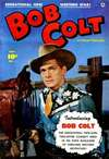 Bob Colt Comic Books. Bob Colt Comics.