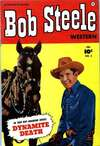 Bob Steele Western #2 Comic Books - Covers, Scans, Photos  in Bob Steele Western Comic Books - Covers, Scans, Gallery
