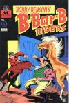 Bobby Benson's B-Bar-B Riders comic books