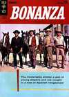 Bonanza #1 Comic Books - Covers, Scans, Photos  in Bonanza Comic Books - Covers, Scans, Gallery