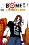 Bone Rest: At World's End comic books