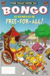 Bongo Comics Free-For-All! comic books