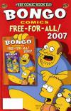 Bongo Comics Free-For-All! #2 Comic Books - Covers, Scans, Photos  in Bongo Comics Free-For-All! Comic Books - Covers, Scans, Gallery