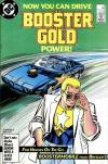 Booster Gold #11 comic books - cover scans photos Booster Gold #11 comic books - covers, picture gallery