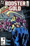 Booster Gold #12 comic books - cover scans photos Booster Gold #12 comic books - covers, picture gallery