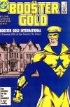 Booster Gold #16 comic books for sale