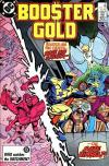 Booster Gold #21 comic books for sale