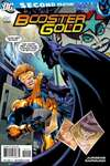 Booster Gold #21 comic books - cover scans photos Booster Gold #21 comic books - covers, picture gallery