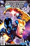 Booster Gold #28 comic books for sale