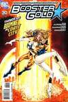 Booster Gold #30 comic books - cover scans photos Booster Gold #30 comic books - covers, picture gallery