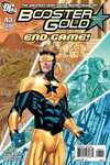 Booster Gold #43 comic books - cover scans photos Booster Gold #43 comic books - covers, picture gallery
