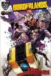 Borderlands: The Fall of Fyrestone Comic Books. Borderlands: The Fall of Fyrestone Comics.