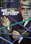 Boris Karloff Tales of Mystery comic books
