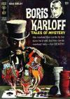 Boris Karloff Tales of Mystery #11 comic books for sale