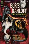 Boris Karloff Tales of Mystery #20 comic books - cover scans photos Boris Karloff Tales of Mystery #20 comic books - covers, picture gallery
