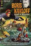 Boris Karloff Tales of Mystery #22 comic books - cover scans photos Boris Karloff Tales of Mystery #22 comic books - covers, picture gallery