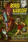 Boris Karloff Tales of Mystery #24 comic books - cover scans photos Boris Karloff Tales of Mystery #24 comic books - covers, picture gallery