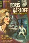 Boris Karloff Tales of Mystery #25 comic books - cover scans photos Boris Karloff Tales of Mystery #25 comic books - covers, picture gallery
