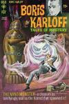 Boris Karloff Tales of Mystery #27 comic books - cover scans photos Boris Karloff Tales of Mystery #27 comic books - covers, picture gallery
