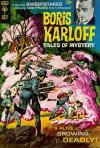 Boris Karloff Tales of Mystery #28 Comic Books - Covers, Scans, Photos  in Boris Karloff Tales of Mystery Comic Books - Covers, Scans, Gallery