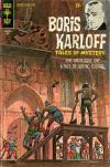 Boris Karloff Tales of Mystery #30 comic books for sale