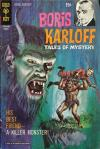 Boris Karloff Tales of Mystery #31 comic books for sale