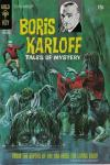 Boris Karloff Tales of Mystery #32 comic books for sale