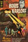 Boris Karloff Tales of Mystery #33 comic books - cover scans photos Boris Karloff Tales of Mystery #33 comic books - covers, picture gallery