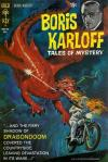 Boris Karloff Tales of Mystery #34 comic books - cover scans photos Boris Karloff Tales of Mystery #34 comic books - covers, picture gallery