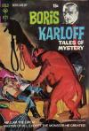 Boris Karloff Tales of Mystery #38 comic books - cover scans photos Boris Karloff Tales of Mystery #38 comic books - covers, picture gallery