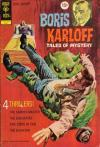 Boris Karloff Tales of Mystery #40 comic books - cover scans photos Boris Karloff Tales of Mystery #40 comic books - covers, picture gallery