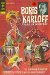Boris Karloff Tales of Mystery #43 Comic Books - Covers, Scans, Photos  in Boris Karloff Tales of Mystery Comic Books - Covers, Scans, Gallery