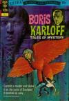 Boris Karloff Tales of Mystery #44 comic books - cover scans photos Boris Karloff Tales of Mystery #44 comic books - covers, picture gallery