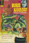 Boris Karloff Tales of Mystery #45 comic books - cover scans photos Boris Karloff Tales of Mystery #45 comic books - covers, picture gallery