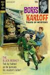 Boris Karloff Tales of Mystery #46 comic books - cover scans photos Boris Karloff Tales of Mystery #46 comic books - covers, picture gallery
