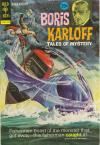 Boris Karloff Tales of Mystery #47 comic books - cover scans photos Boris Karloff Tales of Mystery #47 comic books - covers, picture gallery