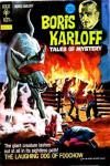 Boris Karloff Tales of Mystery #48 comic books - cover scans photos Boris Karloff Tales of Mystery #48 comic books - covers, picture gallery