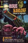 Boris Karloff Tales of Mystery #49 Comic Books - Covers, Scans, Photos  in Boris Karloff Tales of Mystery Comic Books - Covers, Scans, Gallery