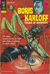 Boris Karloff Tales of Mystery #52 comic books - cover scans photos Boris Karloff Tales of Mystery #52 comic books - covers, picture gallery