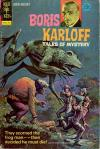 Boris Karloff Tales of Mystery #55 comic books - cover scans photos Boris Karloff Tales of Mystery #55 comic books - covers, picture gallery