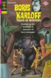 Boris Karloff Tales of Mystery #60 comic books - cover scans photos Boris Karloff Tales of Mystery #60 comic books - covers, picture gallery