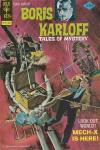 Boris Karloff Tales of Mystery #66 comic books - cover scans photos Boris Karloff Tales of Mystery #66 comic books - covers, picture gallery