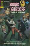 Boris Karloff Tales of Mystery #67 comic books for sale