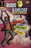 Boris Karloff Tales of Mystery #68 comic books for sale