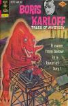 Boris Karloff Tales of Mystery #71 comic books for sale