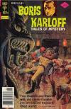Boris Karloff Tales of Mystery #75 comic books - cover scans photos Boris Karloff Tales of Mystery #75 comic books - covers, picture gallery