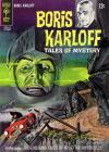 Boris Karloff Tales of Mystery #8 comic books - cover scans photos Boris Karloff Tales of Mystery #8 comic books - covers, picture gallery