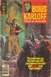 Boris Karloff Tales of Mystery #90 comic books for sale
